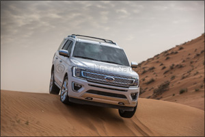 The 2018 Ford Expedition's Sand Mode Secrets: Ford's First Full-Sized SUV with Terrain Management Sy ...