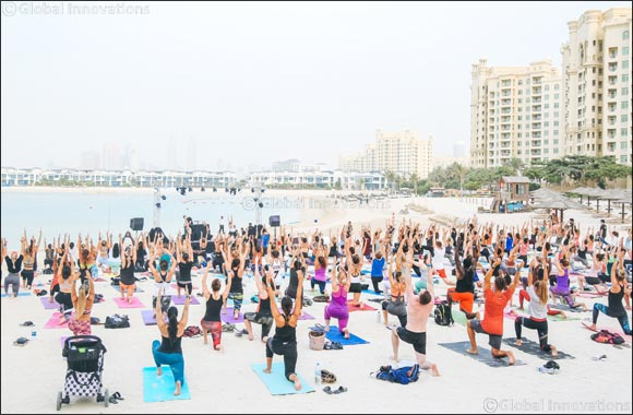 Club Vista Mare rounds off Dubai Fitness Challenge with biggest edition yet of Core Beats