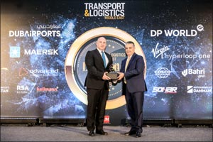 DC Aviation Al-Futtaim awarded FBO of the Year 2018 at The Transport and Logistics Middle East Excel ...