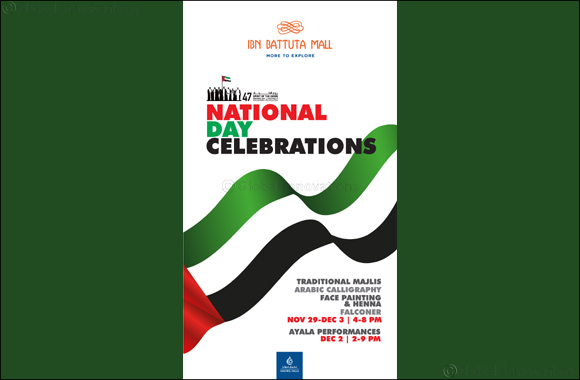UAE National Day grand celebrations at Ibn Battuta Mall