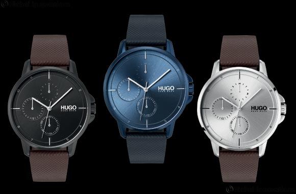 HUGO BOSS Watches Focus Collection