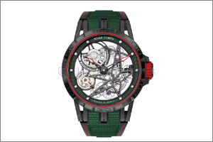 Roger Dubuis celebrates UAE National Day with exclusive Limited Edition Excalibur Spider Skeleton au ...