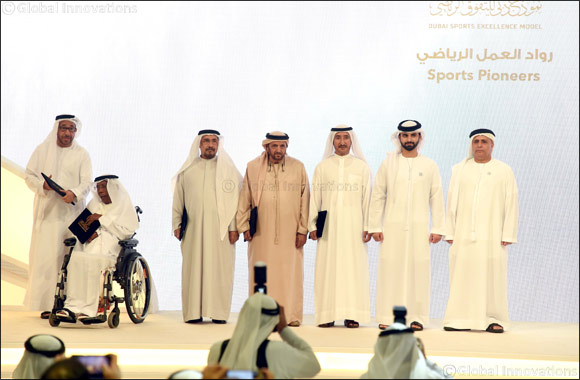 Dubai Sports Council honours 'Sports Pioneer' Sheikh Butti