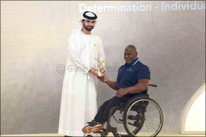 Dubai Sports Council honours �Sports Pioneer' Sheikh Butti