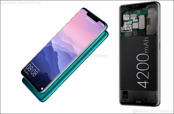 Make way for the best outdoor activity buddy, the HUAWEI Mate 20 Pro