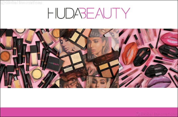 Huda Beauty Offers Their Biggest Black Friday Deals Yet!