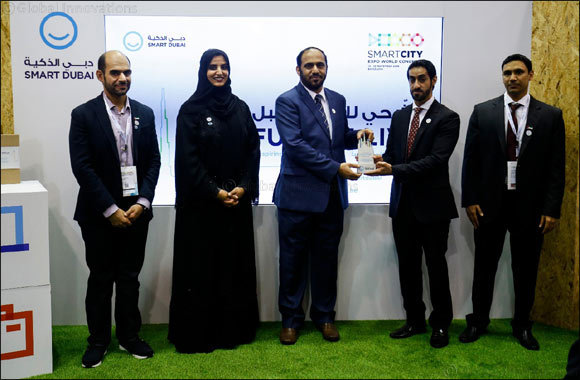 PCFC showcases its achievements on Smart Dubai stand in Barcelona