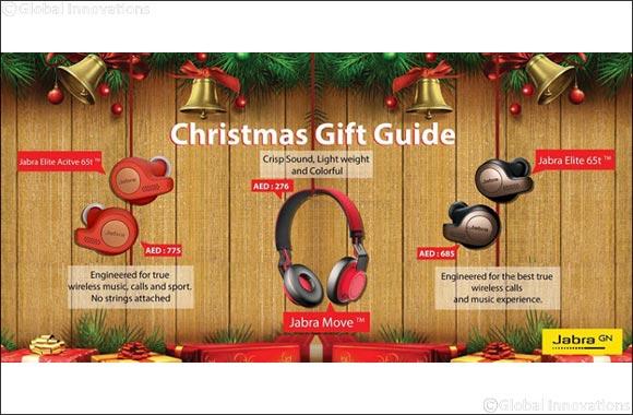 Christmas Gift Guide: Jabra