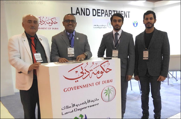 Dubai Land Department is main sponsor of 'Azerbaijan RecExpo 2018'