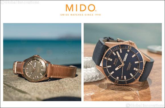 MIDO presents Ocean Star collection