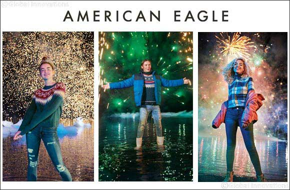 American Eagle Is the Go-to Destination for Gifting This Holiday Season