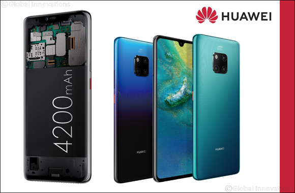 The ultimate time-saver: Meet the HUAWEI Mate 20 Pro