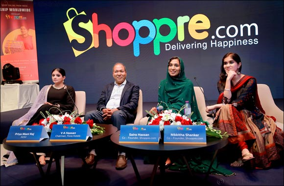ShoppRe.com, a unique idea by 2 Women Entrepreneurs acts as a bridge between NRIs and Indian Shopping Sites