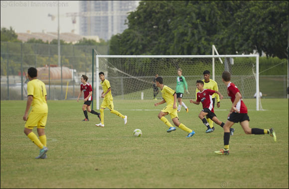 UAE National Team Girls and du LaLiga HPC Girls Neck to Neck in the Dubai Sports Council Academies Championship