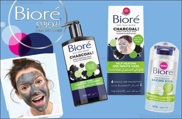 Own your pores like a Bioré Princess!