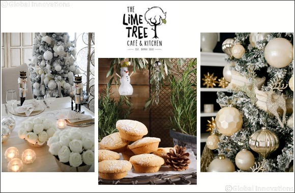 Irony Home launch Christmas pop-up store in collaboration with The Lime Tree Cafe and Kitchen