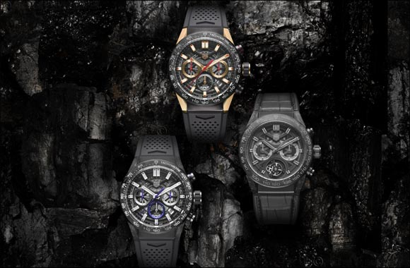 TAG Heuer's iconic Carrera collection goes carbon