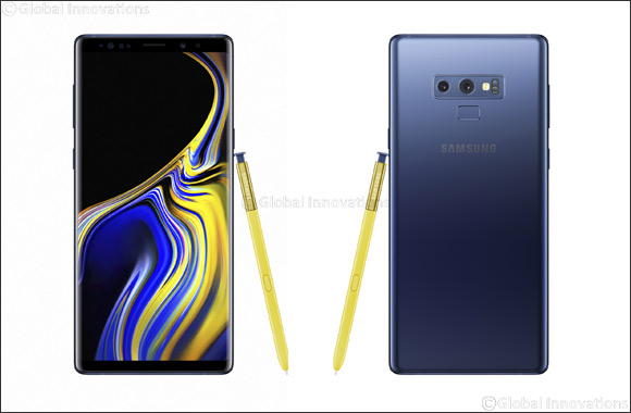 The Best of Design, Function and Performance: Samsung Galaxy Note9's Connected S Pen