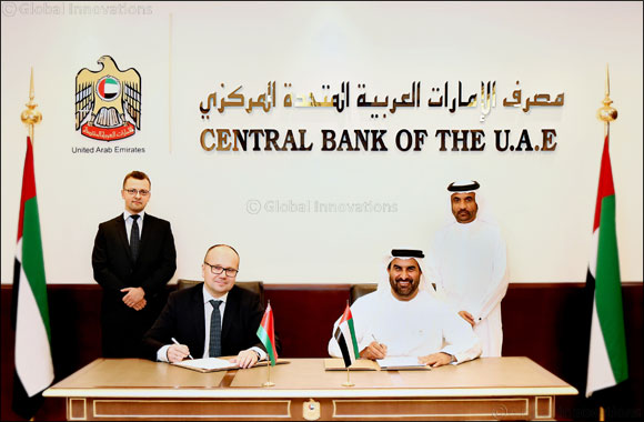 CBUAE Signs Memorandum of Understanding with the National Bank of the Republic of Belarus