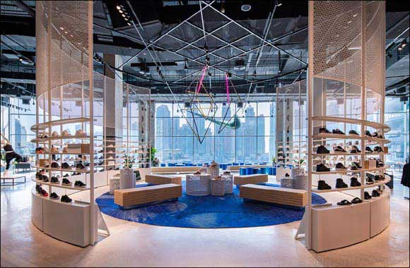 Nike Dubai, the largest Nike store in the MENA region, opens its doors in the Dubai Mall
