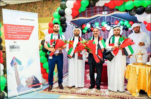 UAE Exchange celebrates UAE National Day in association with RTA