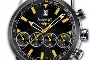 Chrono 4 Grande Taille - an extra-special timepiece