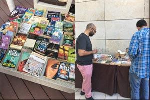 Book Swap initiative by City Centre Rotana Doha succeeds in bringing together Qatari book connoisseu ...