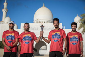 100 Day Countdown Begins for Special Olympics World Games Abu Dhabi 2019