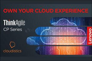 Lenovo leaps forward with next-generation thinkagile  Composable cloud platform