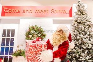 Dubai's Most Magical Festive Market  Opens at Dubai Festival City Mall