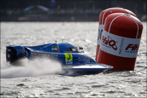 Victory Team aiming for consistency in UAE F1 rounds