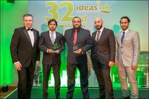 Dubai Customs wins 3 awards from Ideas UK 2018