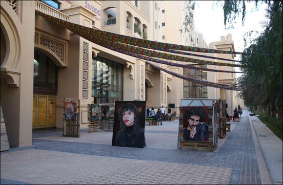 Golden Mile Galleria's 'A Cultural Flair' attracts hundreds of art lovers to Palm Jumeirah