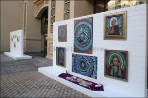 Golden Mile Galleria's �A Cultural Flair' attracts hundreds of art lovers to Palm Jumeirah