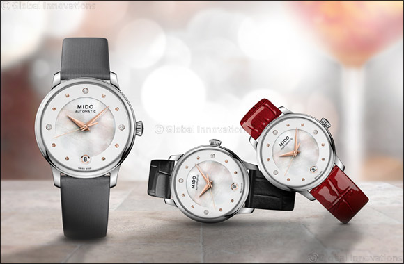 MIDO Baroncelli Lady Day & Night collection