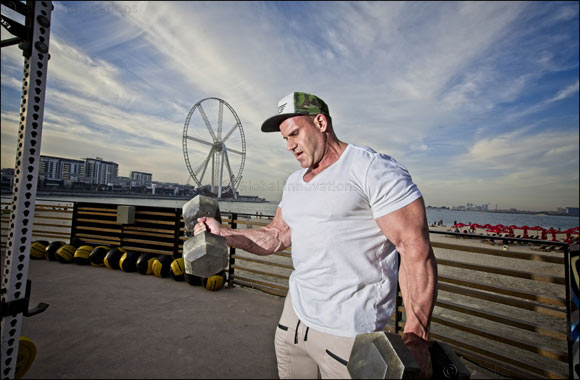 No P-ain, No G-ain! Mega Musclemen Return to Dubai