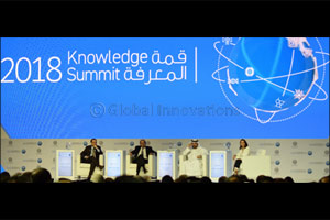 Global Knowledge Index 2018 and The Future of Knowledge: A Foresight Report shine at Knowledge Summi ...
