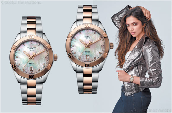 Tissot PR100 Lady Sport – Chic Sporty yet Feminine