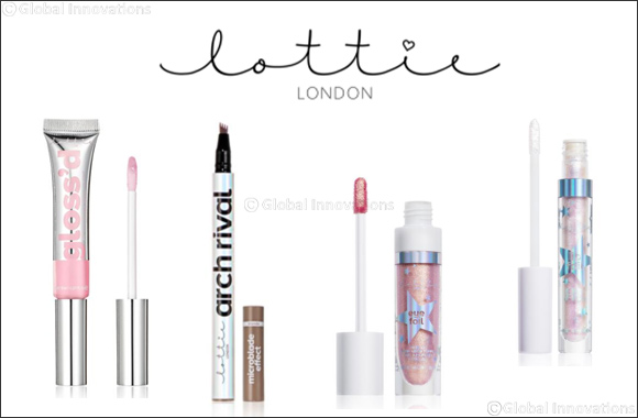 Get Ready for Party Season with Lottie's new make-up hits