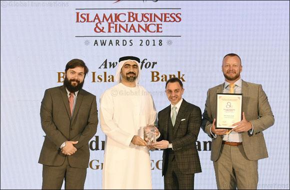 Dubai Islamic Bank triumphs at Islamic Business and Finance Awards 2018