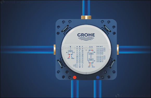 GROHE Rapido SmartBox: Universal Solution for More Individuality in Showers