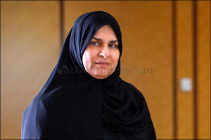Raja Al Gurg is one of Forbes Magazine's 100 most powerful women in the world