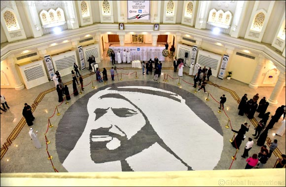du & Sharjah University Piece Together Larger Than Life Guinness World Record Mosaic