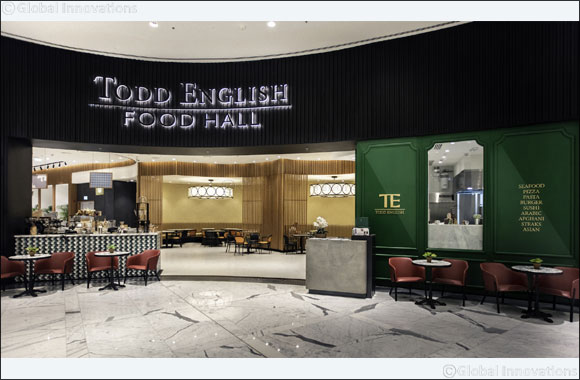 Todd English Food Hall announces Dubai debut of its New York-born concept