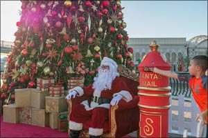 Discover a magical Festive Season at Dubai Parks and Resorts