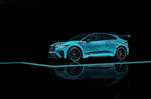 Jaguar to Make History With All-Electric Race Series