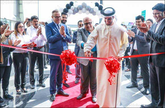 V-KOOL™ Emirates opens its new flagship store in Dubai Unveils its new Car-Care concept in Heat & Paint Protection