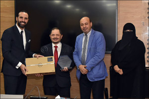 College of Engineering at Qatar University wins first place in Dell EMC's �Envision the Future� Stud ...