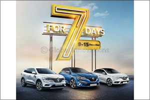Renault Al Babtain Offers Exclusive Leasing Campaign for a Limited Time
