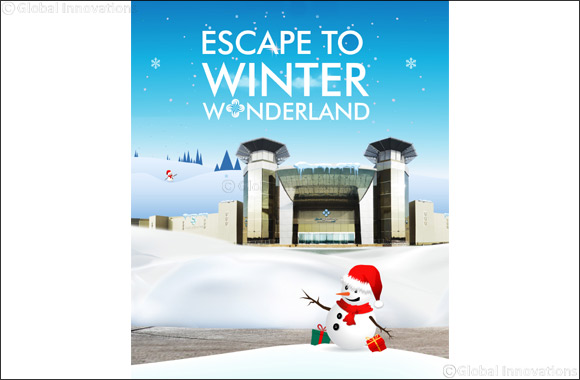 Bawabat Al Sharq Mall is all set to welcome  an exciting festive season with 'Winter Wonderland'